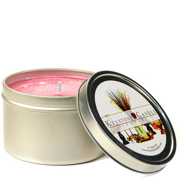 4 oz Sweet Pea Candle Tins