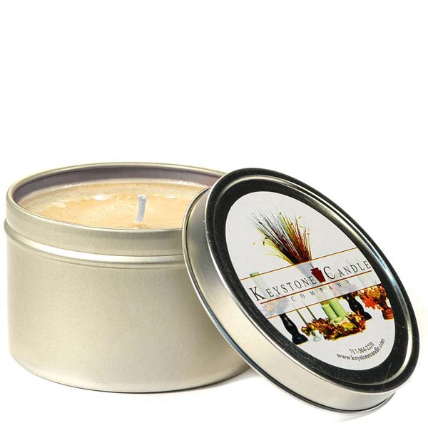8 oz Sugar Cookie Candle Tins