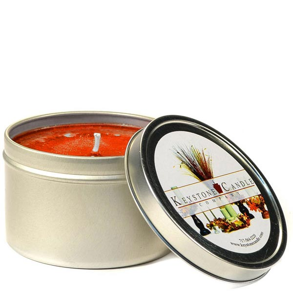 4 oz Mulberry Candle Tins
