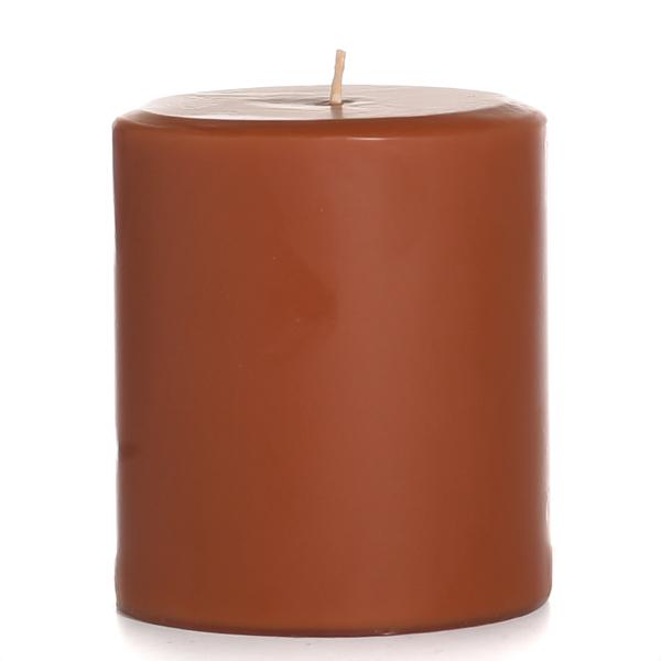 3 x 3 Cozy November Pillar Candles