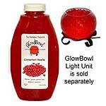 Cinnamon Hearts Glow Bowl Gel