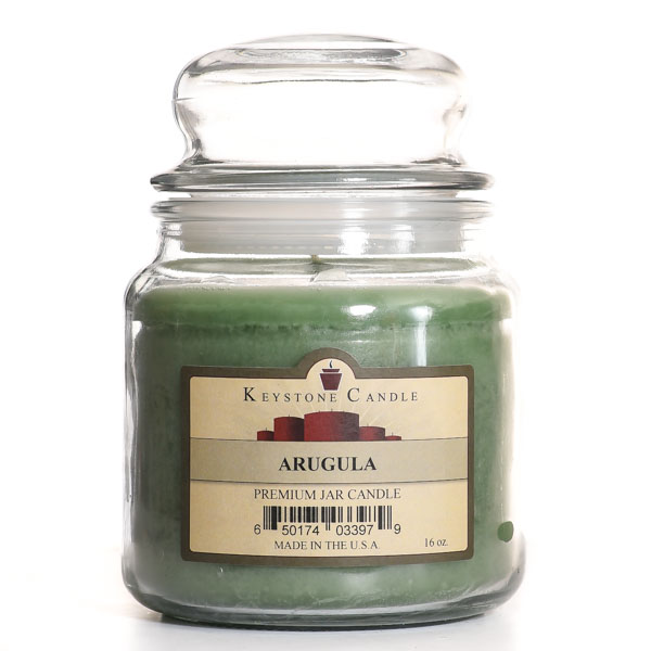 Arugula Jar Candles 16 oz