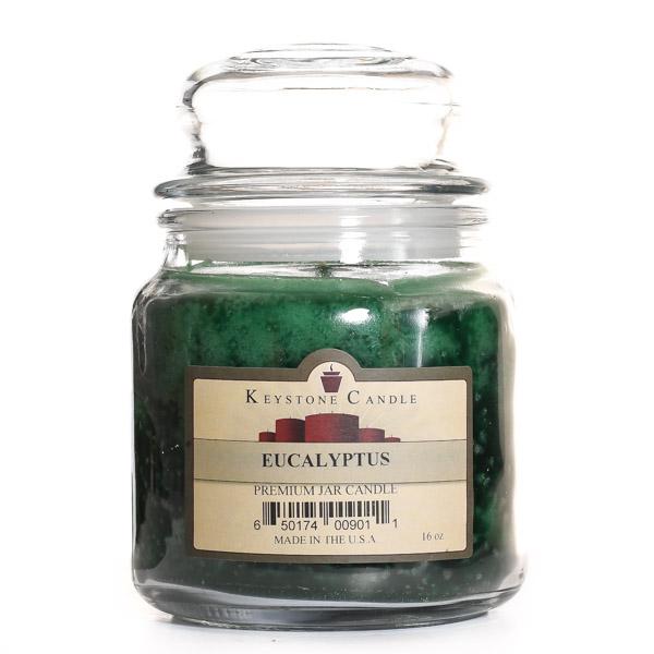 Eucalyptus Jar Candles 16 oz