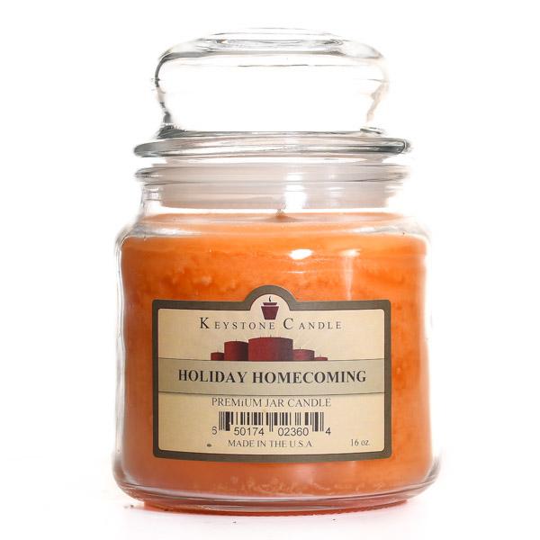 Holiday Homecoming Jar Candles 16 oz