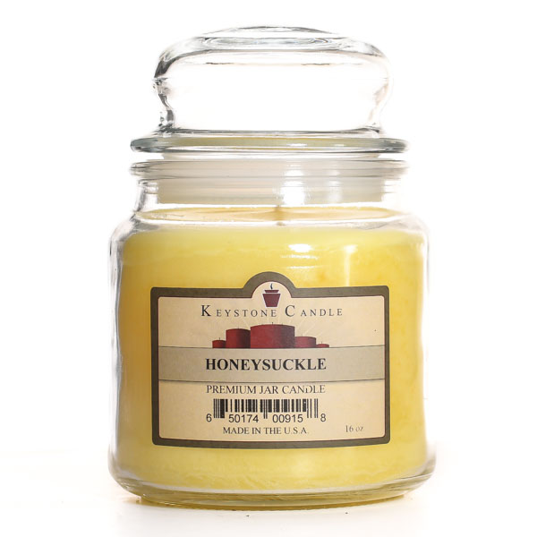 Honeysuckle Jar Candles 16 oz