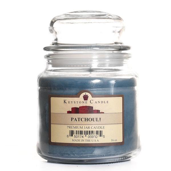 Patchouli Jar Candles 16 oz