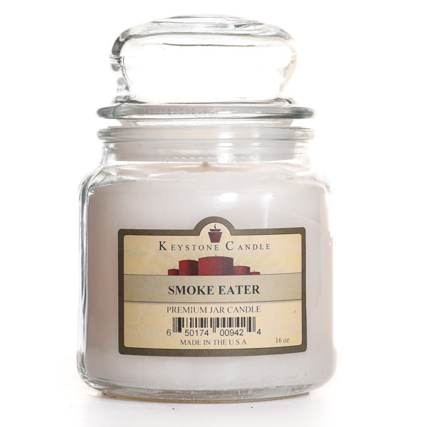 Smoke Eater Jar Candles 16 oz