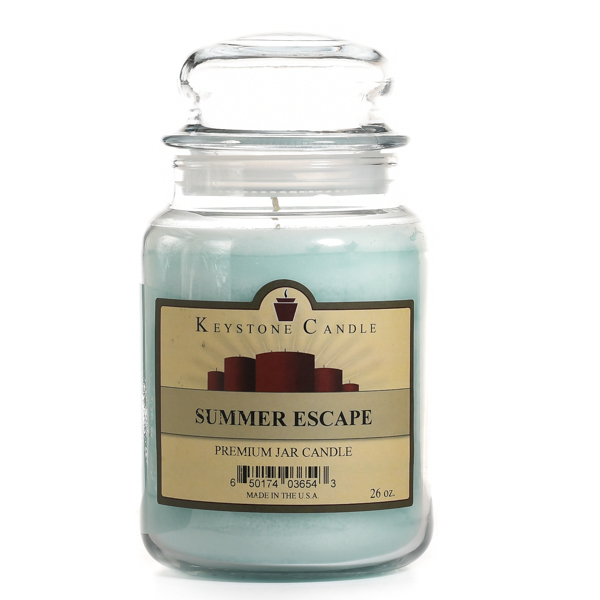 Summer Escape Jar Candles 26 oz Limited