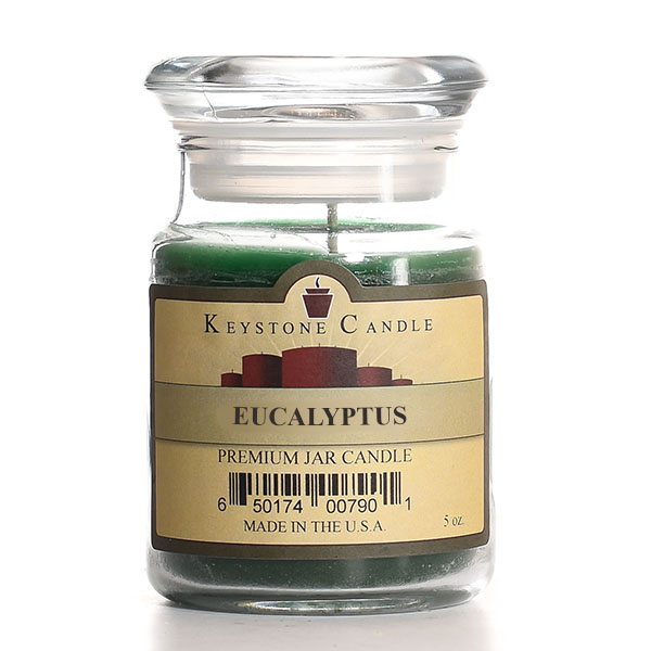 Eucalyptus Jar Candles 5 oz