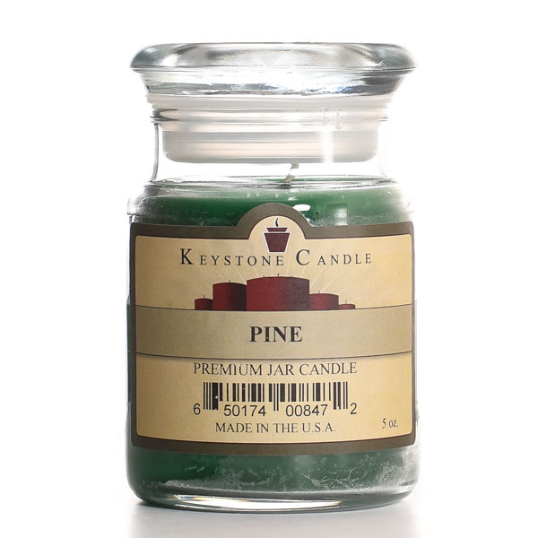 Pine Jar Candles 5 oz