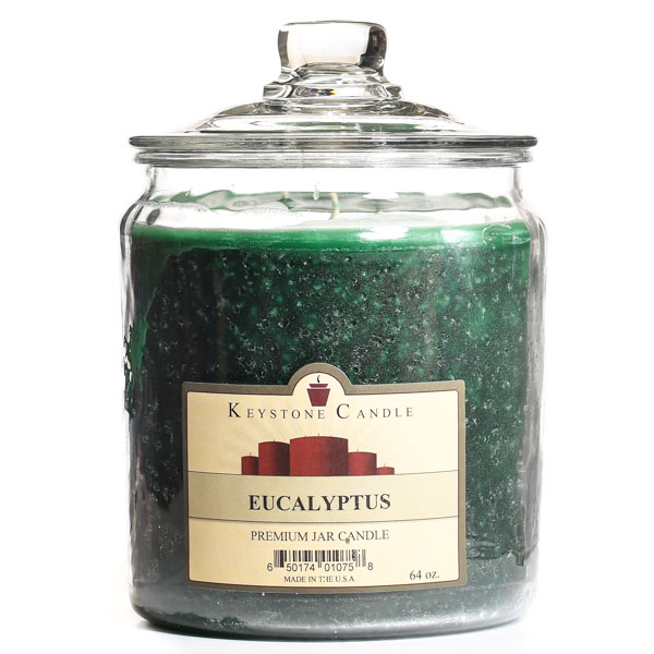 Eucalyptus Jar Candles 64 oz