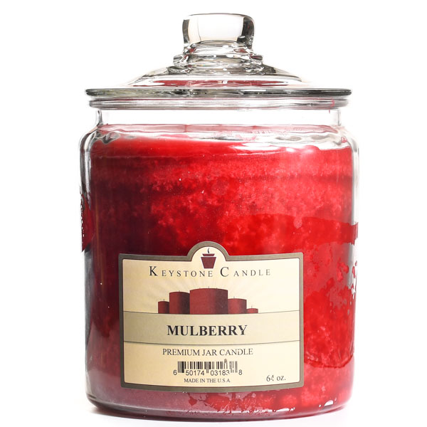 Mulberry Jar Candles 64 oz