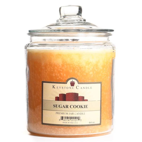 Sugar Cookie Jar Candles 64 oz
