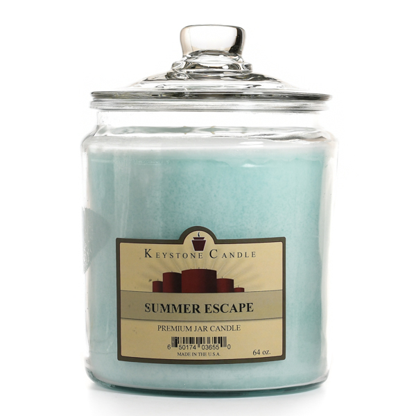 Summer Escape Jar Candles 64 oz Limited