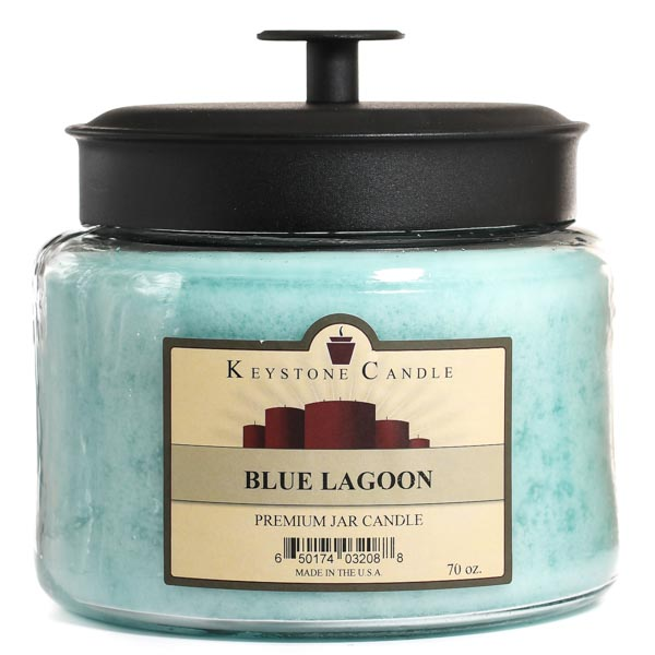 Blue Lagoon 70 oz Montana Jar Candles