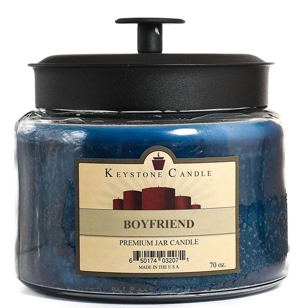 Boyfriend 70 oz Montana Jar Candle