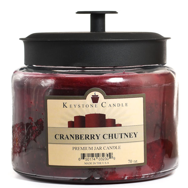 Cranberry Chutney 70 oz Montana Jar Candles
