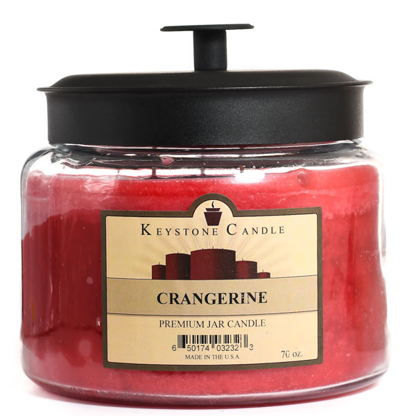 Crangerine 70 oz Montana Jar Candles