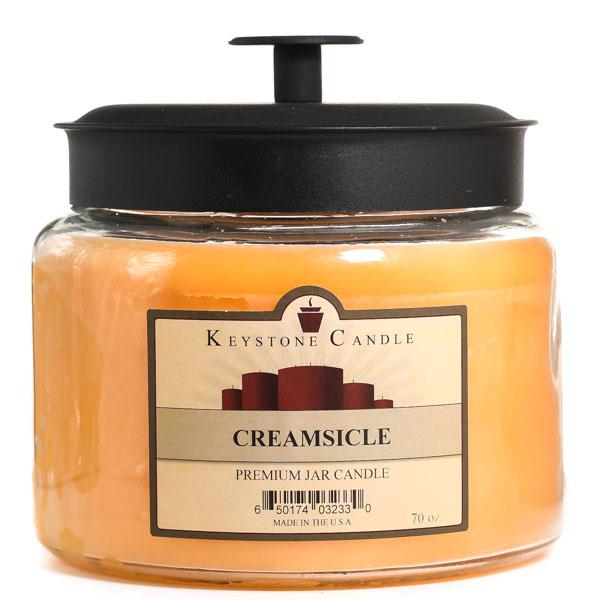 Creamsicle 70 oz Montana Jar Candles