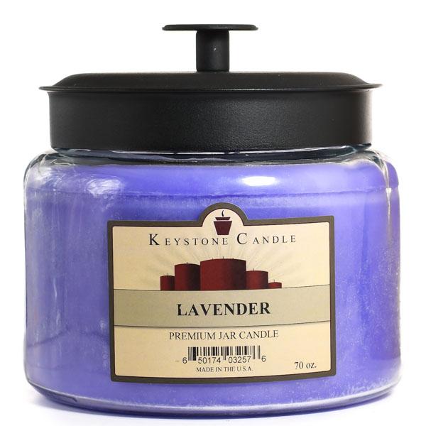 Lavender 64 oz Montana Jar Candles