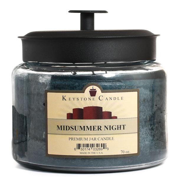 Midsummer Night 70 oz Montana Jar Candles