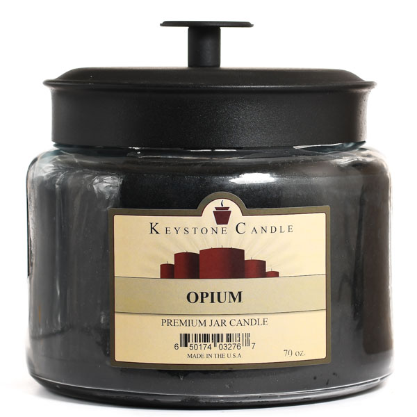 Opium 64 oz Montana Jar Candles
