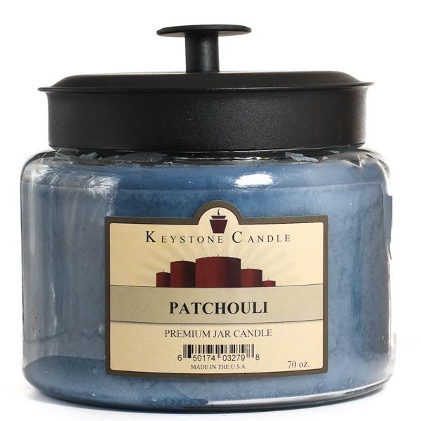 Patchouli 70 oz Montana Jar Candles