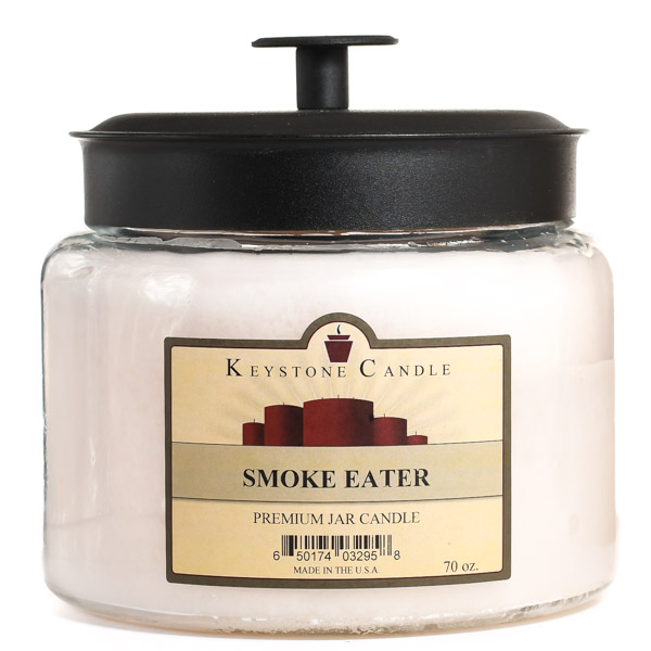 Smoke Eater 70 oz Montana Jar Candles