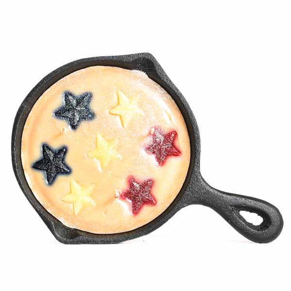 Star Spangles Scented Pan Candles