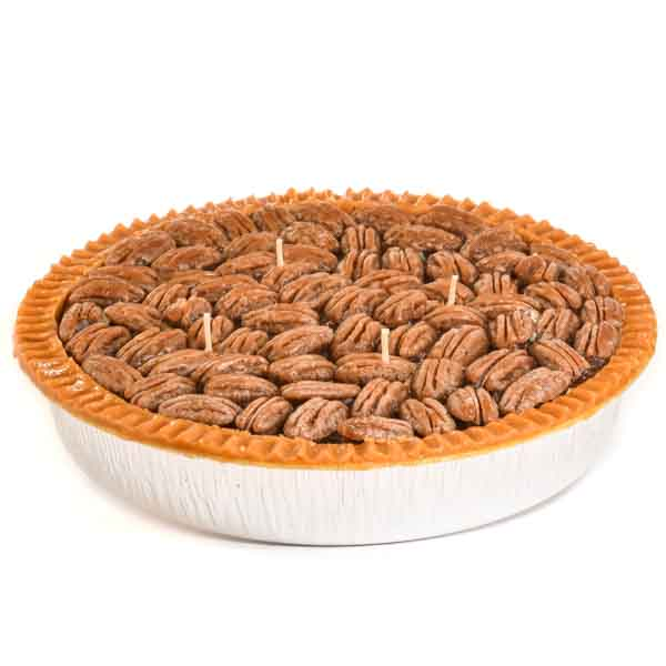 9 inch Pecan Pie Candles