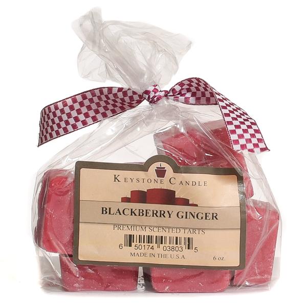Bag of Blackberry Ginger Scented Wax Melts