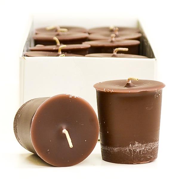 Hazelnut Coffee Scented Votive Candles