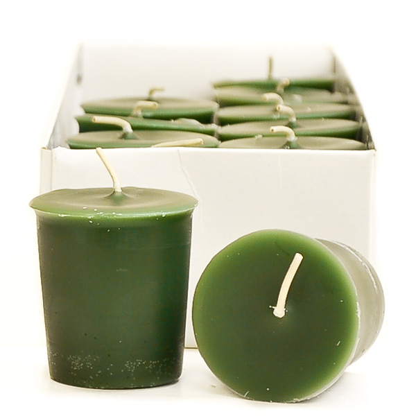 Tuscan Herb Scented Votive Candles