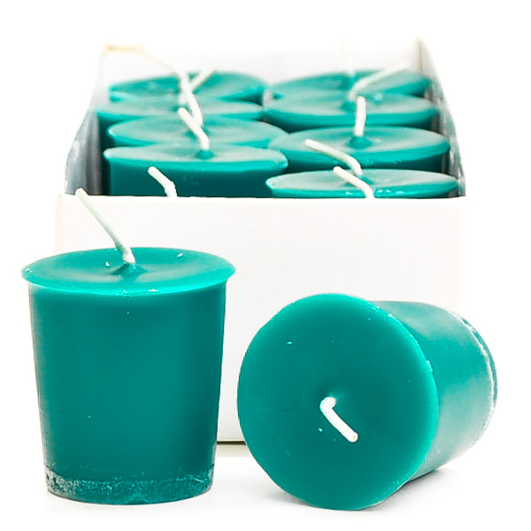 Fresh Rain Scented Votive Candles