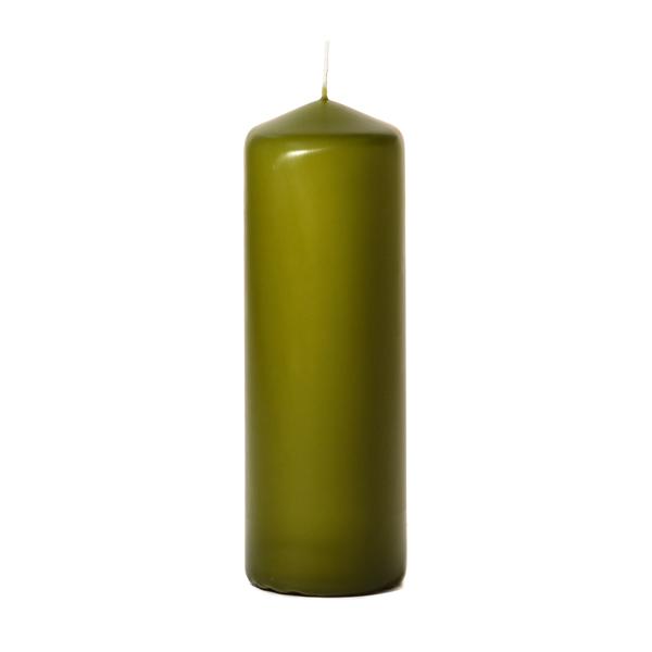 Sage 3 x 9 Unscented Pillar Candles