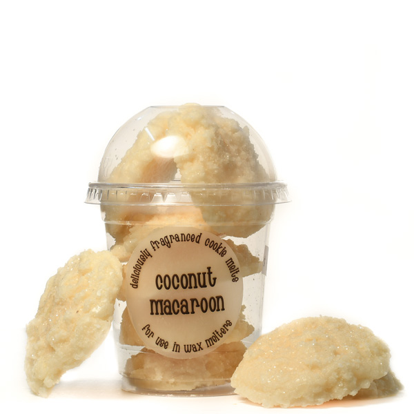 Coconut Macaroon Scented Melts