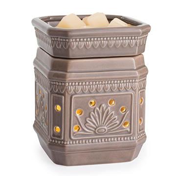Glimmer Fragrance Warmer Deco