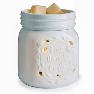 Glimmer Fragrance Warmer Mason