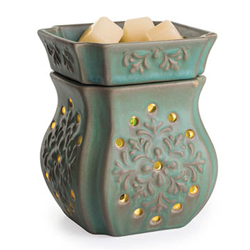 Glimmer Fragrance Warmer Patina