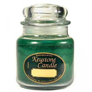 Holiday Wreath Jar Candles 16 oz