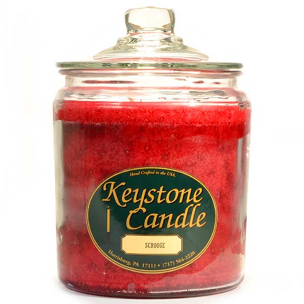 Scrooge Jar Candles 64 oz Limited