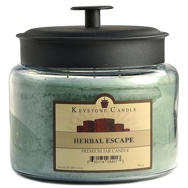Herbal Escape 70 oz Montana Jar Candle