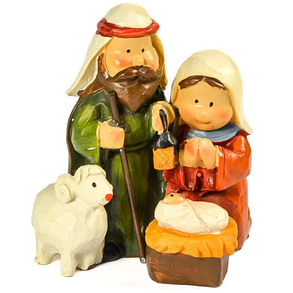 Mini Nativity Sheep