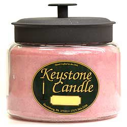 Pink Hibiscus 64 oz Montana Jar Candles