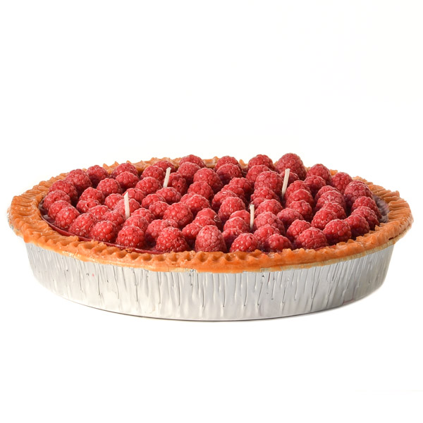 9 inch Raspberry Pie Candles
