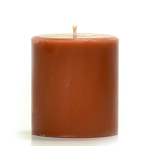 Recycled Wax 3 x 3 Pillar Candles