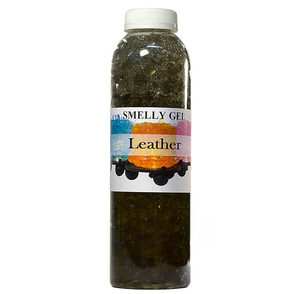 Leather Smelly Gel