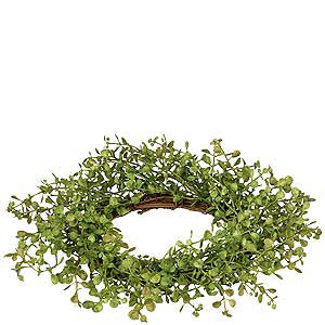 Baby Grass 4.5 Inch Candle Ring