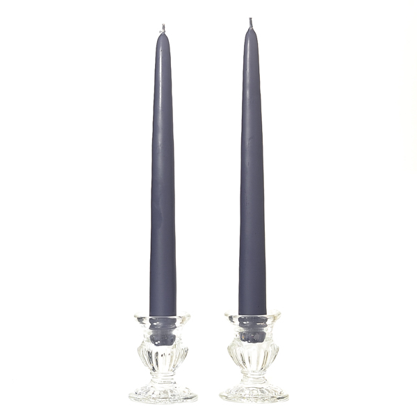 10 Inch Wedgwood Taper Candles