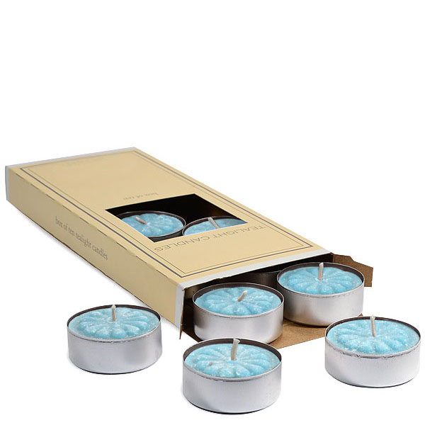 Ocean Breeze Scented Tea Lights